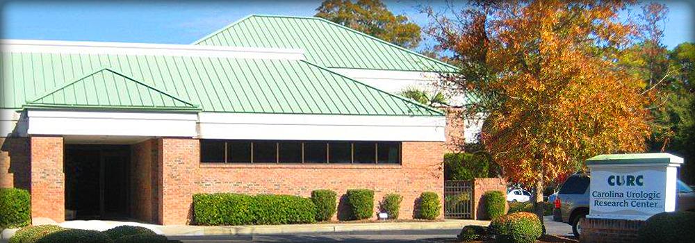 Carolina Urologic Research Center Myrtle Beach