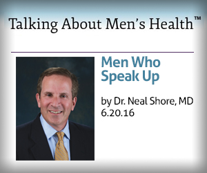 Encouraging Men to Speak Up