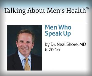 Encouraging Men to Speak Up